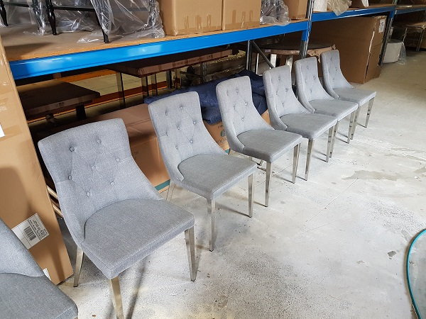 Dining Chair Cleaning And Upholstery Cleaning By P J S